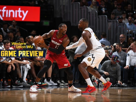 Preview: Nuggets aim for five in a row when taking on Heat in Miami