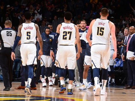 Denver Nuggets picked to finish first in Western Conference according to ESPN and CBS Sports