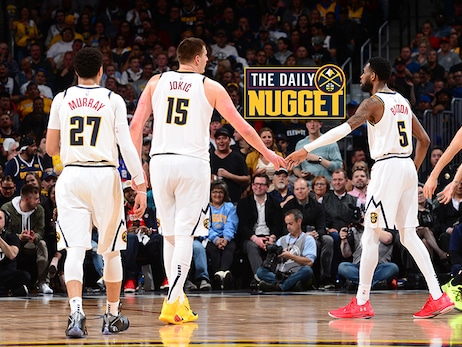 Daily Nugget: Vote your favorite Nuggets to the 2020 All-Star Game!