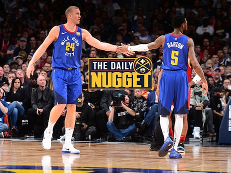Daily Nugget: Nuggets and Trail Blazers share connections beyond Northwest Division