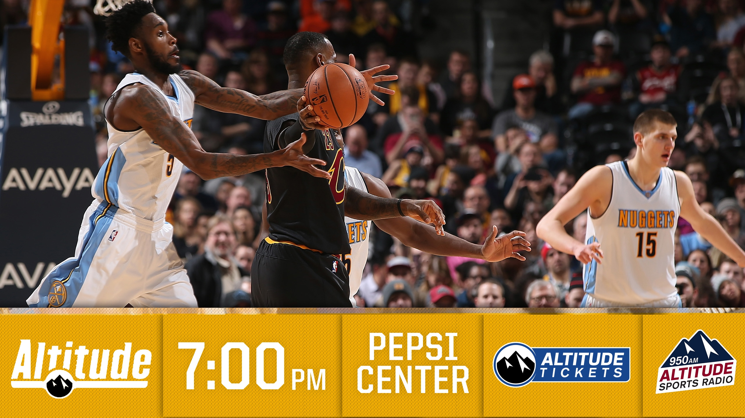 Nuggets Look to Get Back on the Winning Track Against Cavaliers