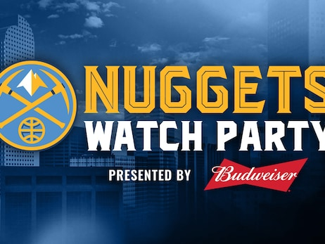 Nuggets vs. Celtics Watch Party Presented by Budweiser