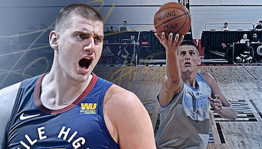 How Nuggets discovered Jokić