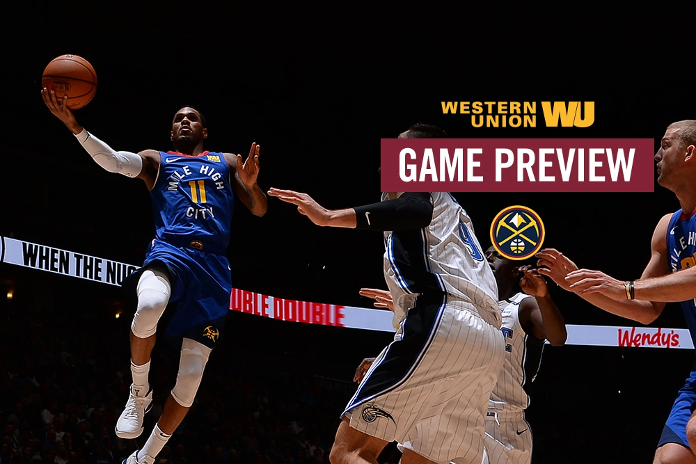 Game Preview: Nuggets Looking for Season Sweep of Magic