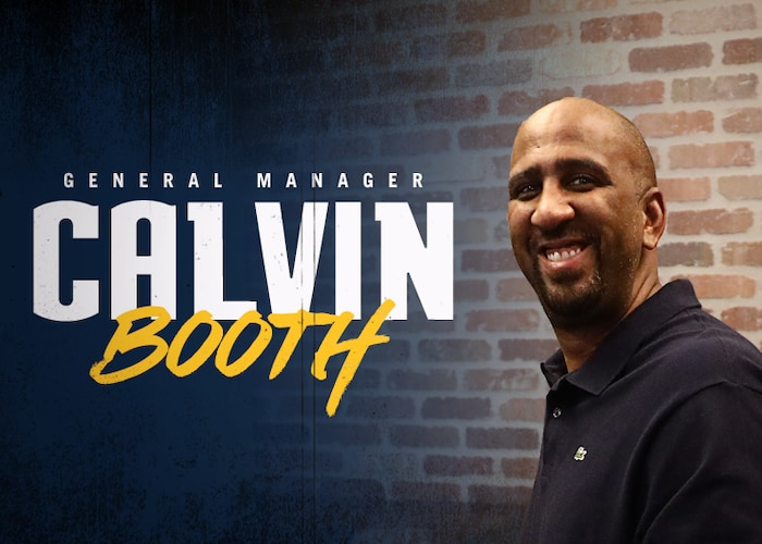 Denver Nuggets' Calvin Booth shares philosophy as team's new General Manager | Denver Nuggets 95