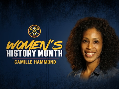Nuggets celebrate Women's History Month: Camille Hammond keeps family legacy going