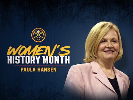 Nuggets honor Women's History Month: Paula Hanson's revolutionary work
