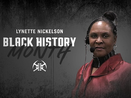 Nuggets Honor Black History Month: Lynette Nickelson's enthusiasm helps in-game entertainment