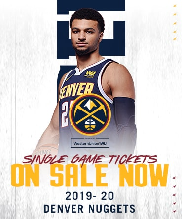 super popular 89e22 d8c35 Denver Nuggets | The Official Site of the Denver Nuggets