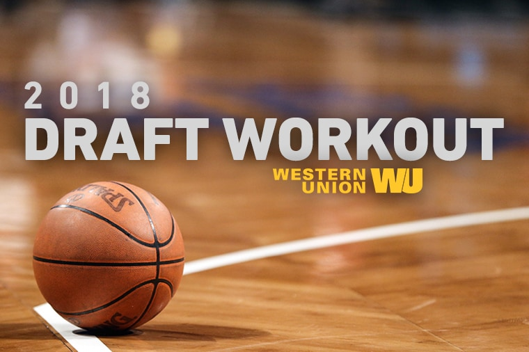 Nuggets Host Pre-Draft Workouts on May 21st and 22nd