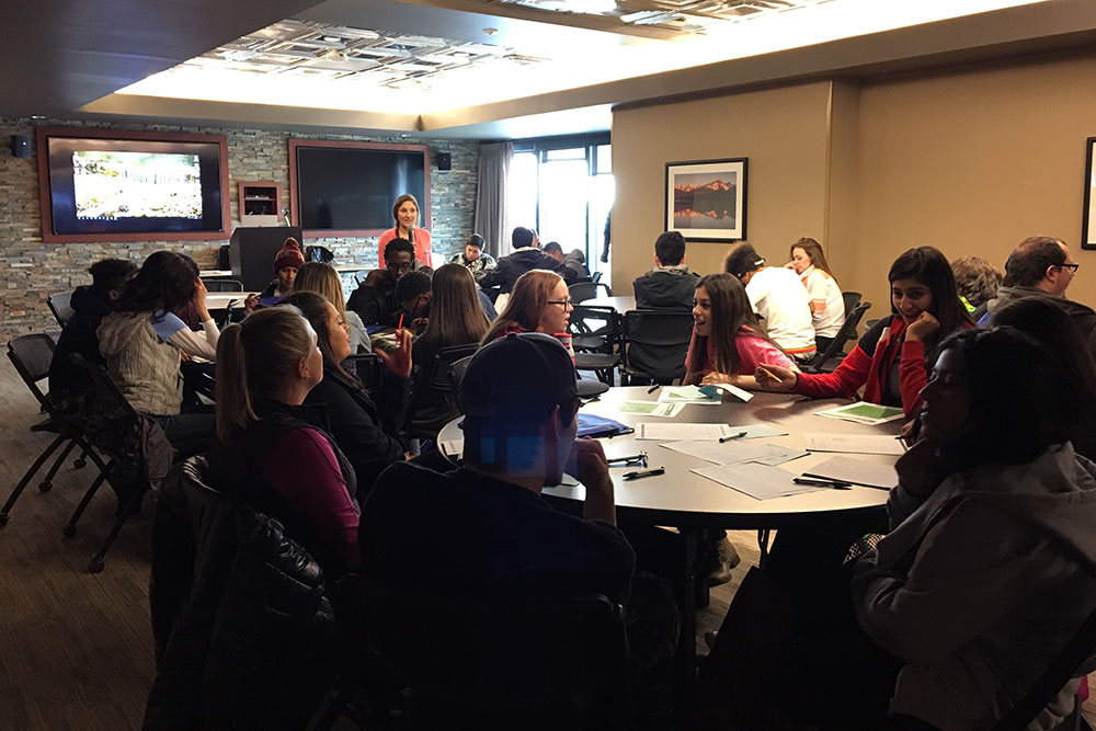 KeyBank Club Level Meeting Rooms