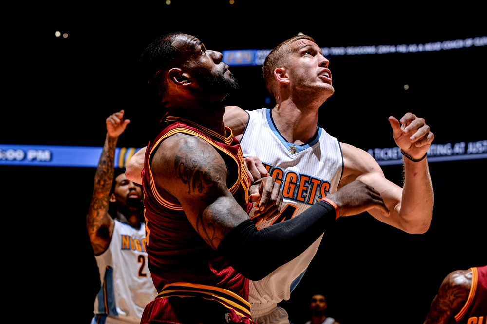 Nuggets Shut Down LeBron Cavs Collect Huge Home Win