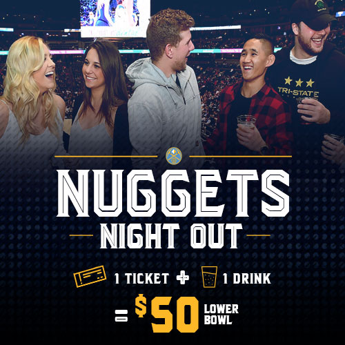 Denver Nuggets Dancers: Ticket Promotions