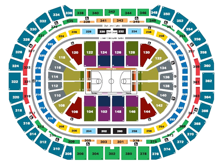 Fan Plans Pricing Map