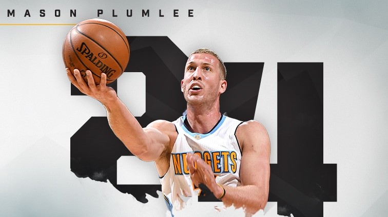 2016-17 Player Profile: Mason Plumlee