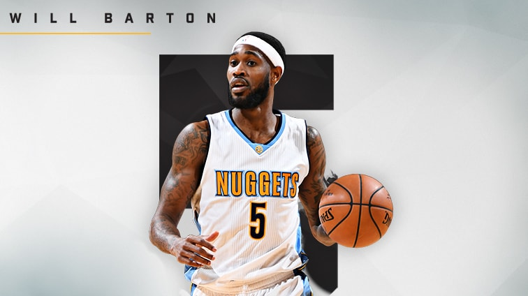 2016-17 Player Profile: Will Barton