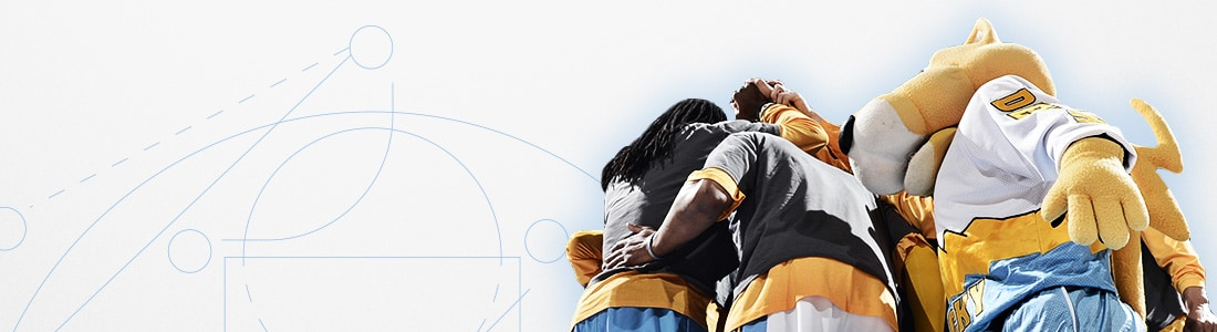 Denver Nuggets Tickets Page Header
