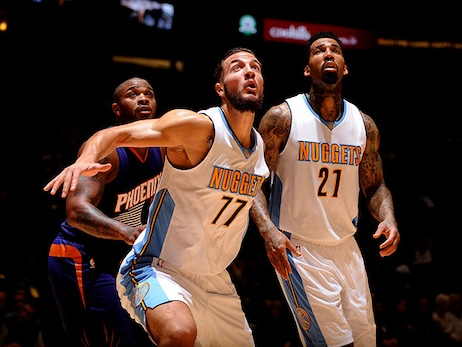 Preseason: Suns vs. Nuggets