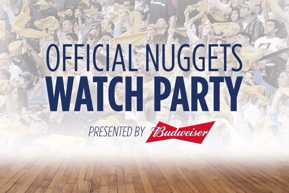 Bud Light Watch Parties