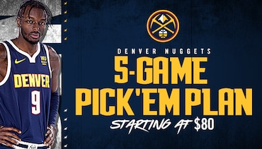 5-Game Pick 'Em Plan, Starting at $80