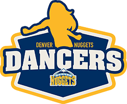 Denver Nuggets Dancers Logo