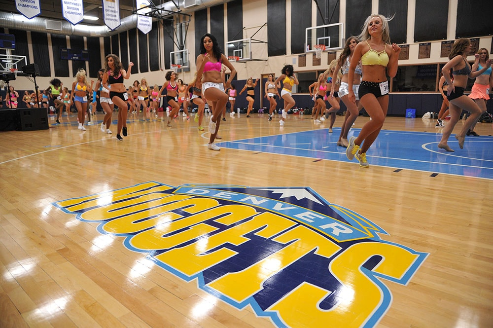Denver Nuggets Dancers Prep Classes