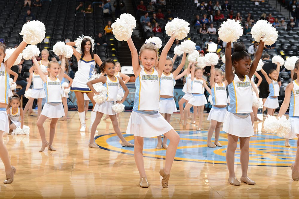 Junior Nuggets Dancers