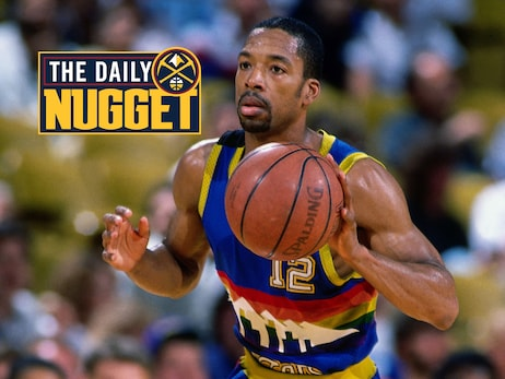 Daily Nugget: Fat Lever's first triple-double with Denver