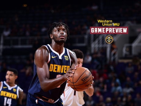 Game Preview: Denver Nuggets wrap up preseason against Trail Blazers