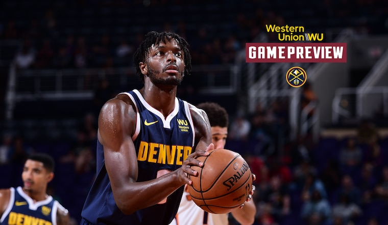 Game Preview: Nuggets wrap up preseason against Trail Blazers