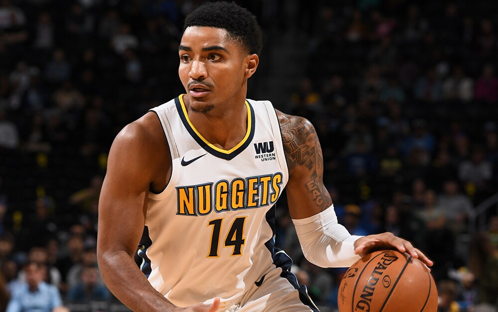 Nuggets Sign Gary Harris to Contract Extension | Denver ...