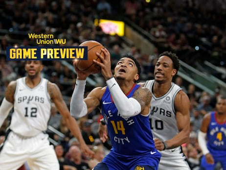 Preview: Surging Nuggets aim to wrap impressive road trip with win against San Antonio Spurs