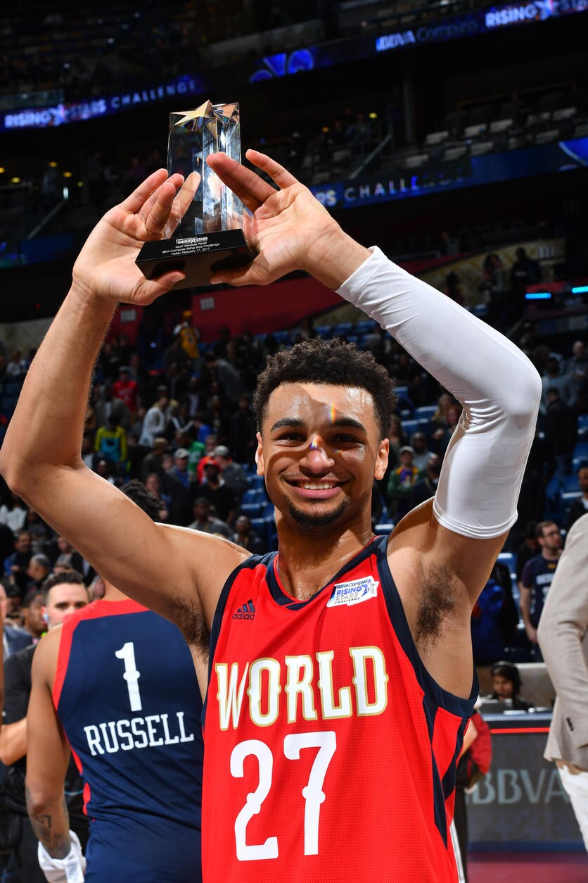 Jamal Murray Named To All Rookie Second Team Denver Nuggets