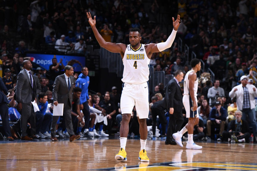 Paul Millsap Getting More Comfortable in Nuggets Offense