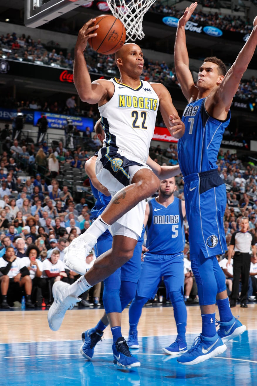 Image result for Richard Jefferson Nuggets