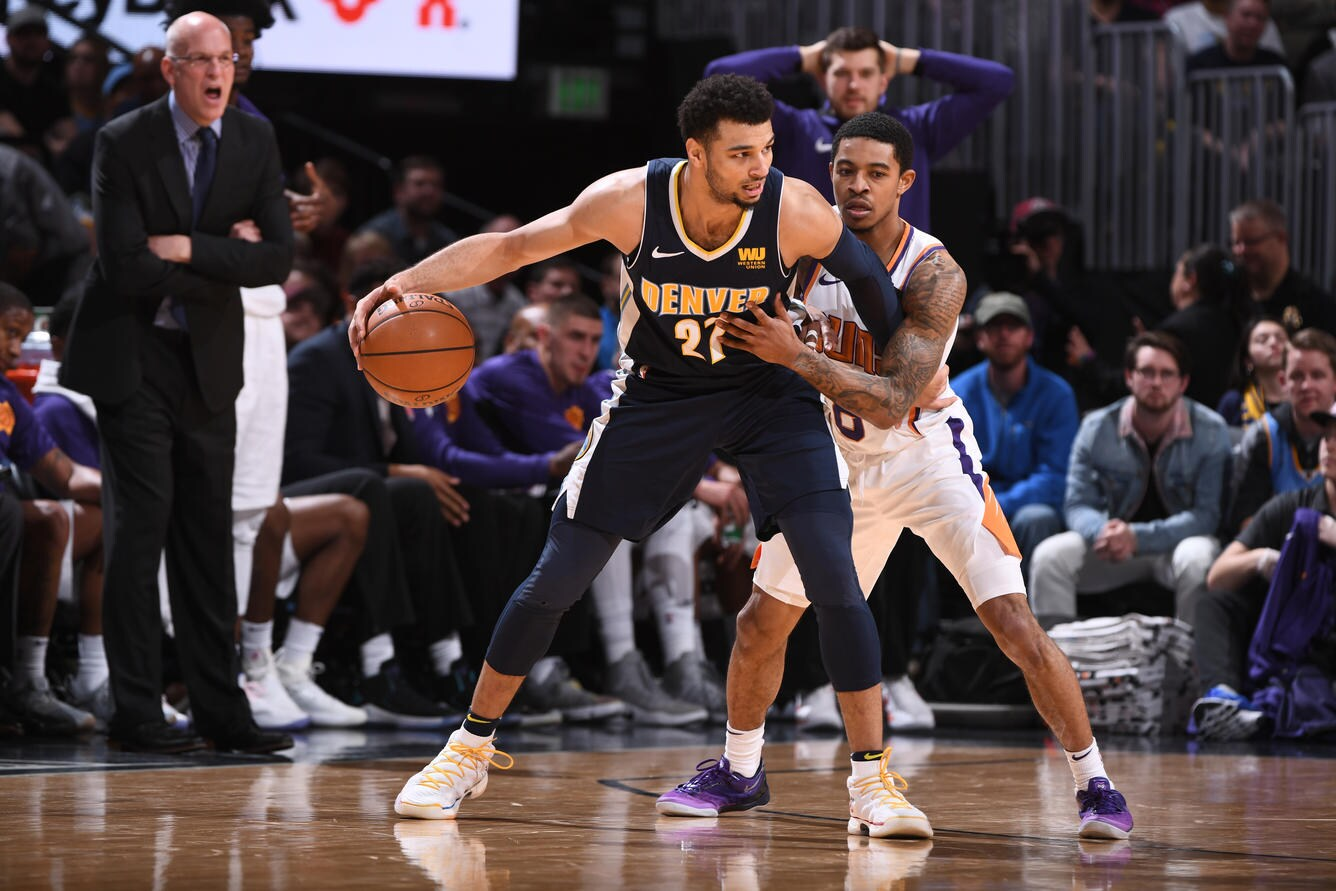 Nuggets Notes: Murray Passes Concussion Protocol Plays Against Suns