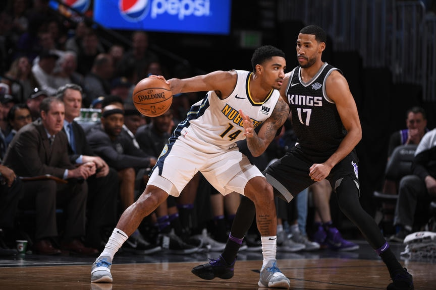 Nuggets Notes  Injured Gary Harris Out  Three 99381a775