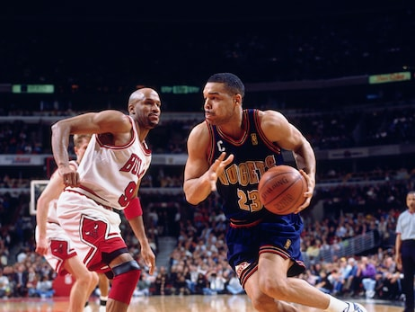Throwback Thursday | Bryant Stith