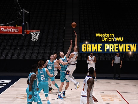 Preview: Denver Nuggets open road trip against Charlotte Hornets
