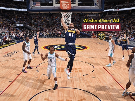 Preview: Denver Nuggets wrap up homestand against Hornets