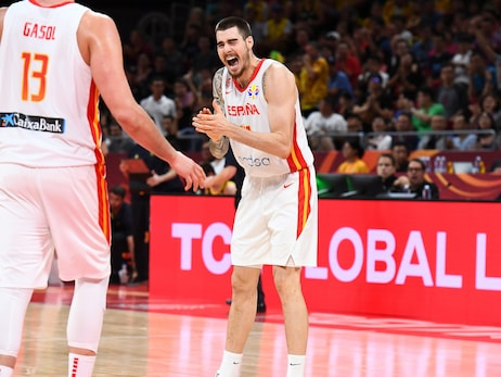 Denver Nuggets' Juancho Hernangómez and Spain advance to FIBA World Cup final