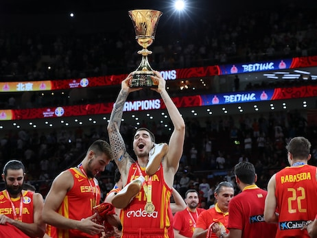 Denver Nuggets' Juancho Hernangómez wins FIBA World Cup Gold Medal with Spain