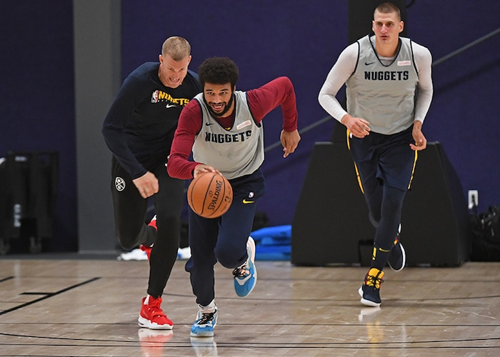 Denver Nuggets Orlando Bubble Practice Day 10: Three Takeaways | Denver Nuggets 7