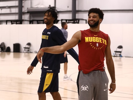 Denver Nuggets Bubble Practice: Day 13 Takeaways