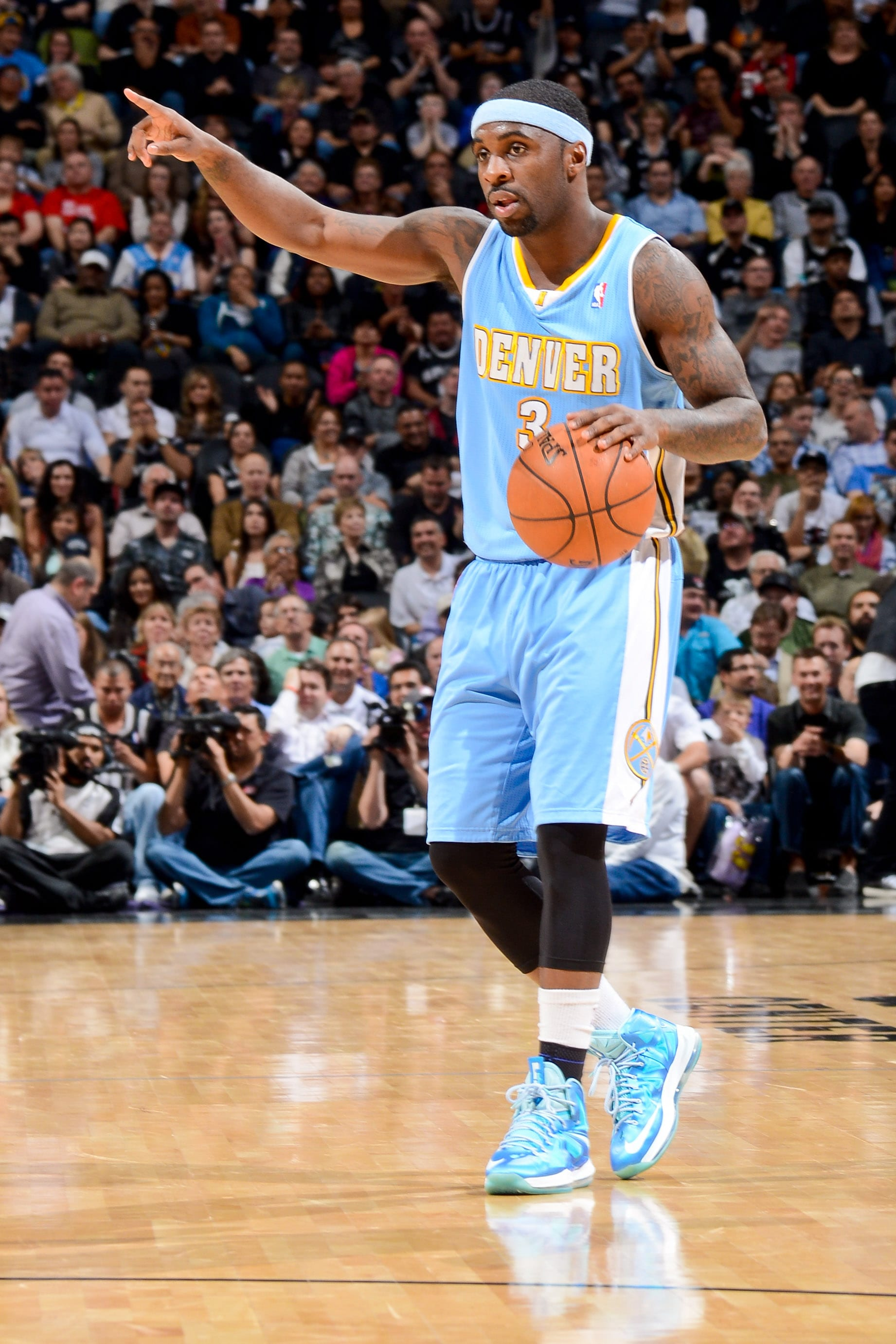 Ty Lawson invited to USA Basketball mini-camp   Denver Nuggets
