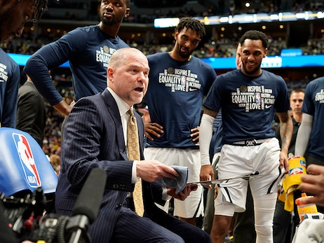 Denver Nuggets' Michael Malone wants focus to remain on fight for social justice as NBA season resumes