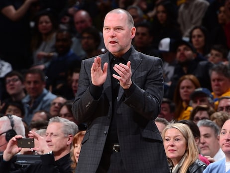 Nuggets' head coach Michael Malone discusses the challenges NBA teams face during Coronavirus