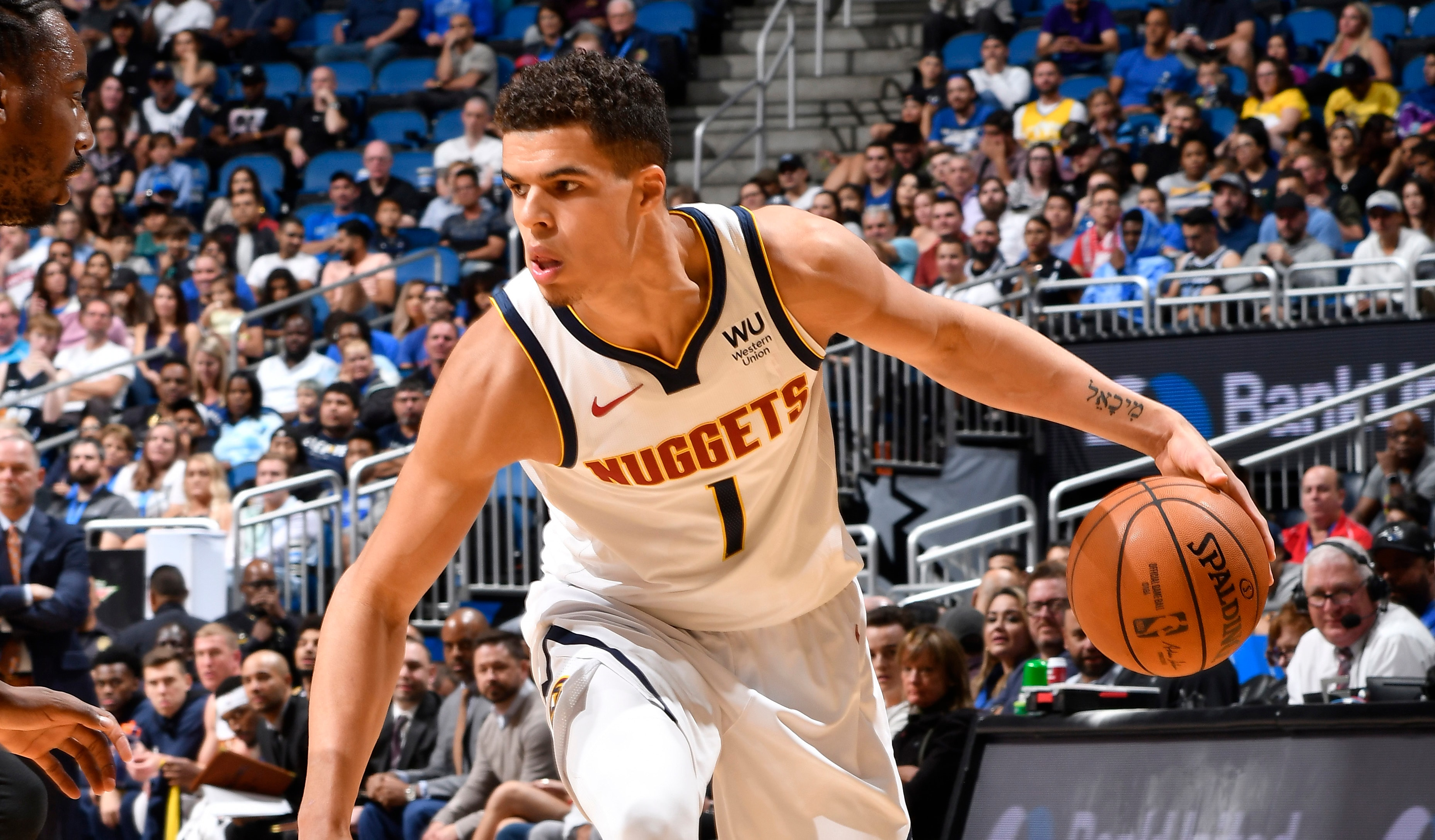 Denver Nuggets' Michael Porter Jr.: I just have to stay ready ...