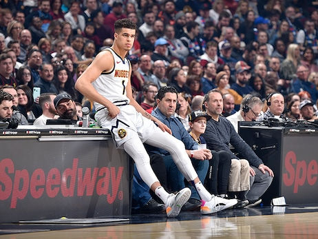Nuggets' Michael Porter Jr. falls in first round of NBA 2K Tournament