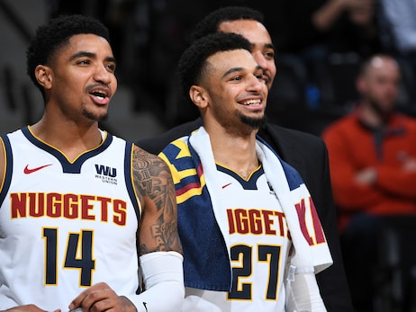 Bleacher Report: Denver Nuggets have one of NBA's top five backcourts with Jamal Murray, Gary Harris
